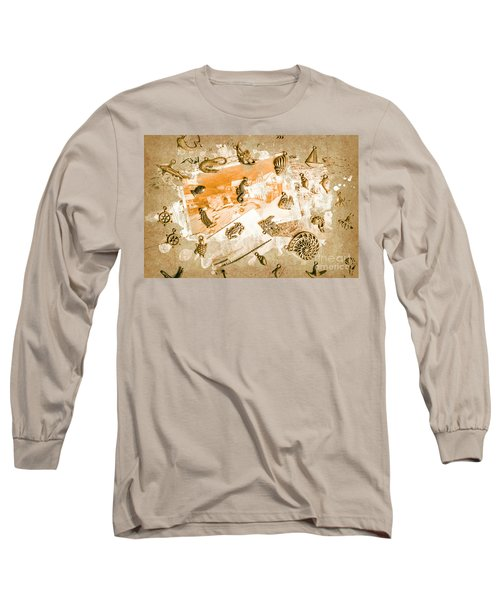 Coastal Romantics Long Sleeve T-Shirt