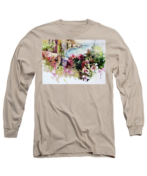 Coastal Vista Long Sleeve T-Shirt