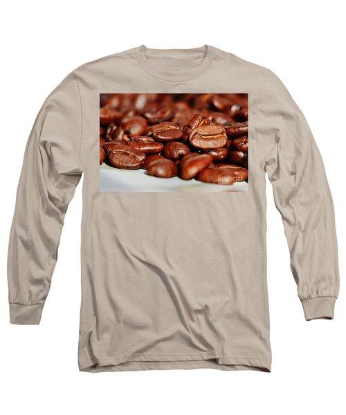 Coffee #6  Long Sleeve T-Shirt
