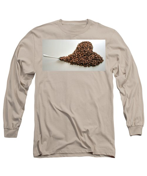 Coffee Lover Long Sleeve T-Shirt