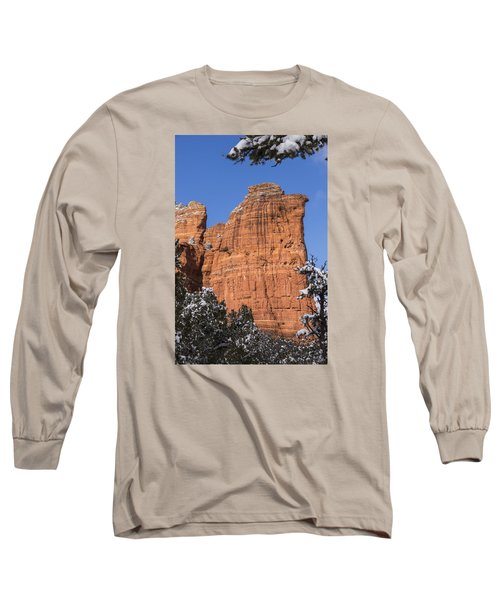 Coffee Pot Rock Long Sleeve T-Shirt
