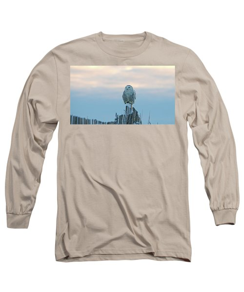 Cold Morning Light Long Sleeve T-Shirt
