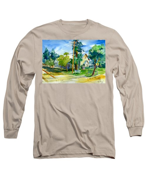 Colfax Methodist Church Long Sleeve T-Shirt