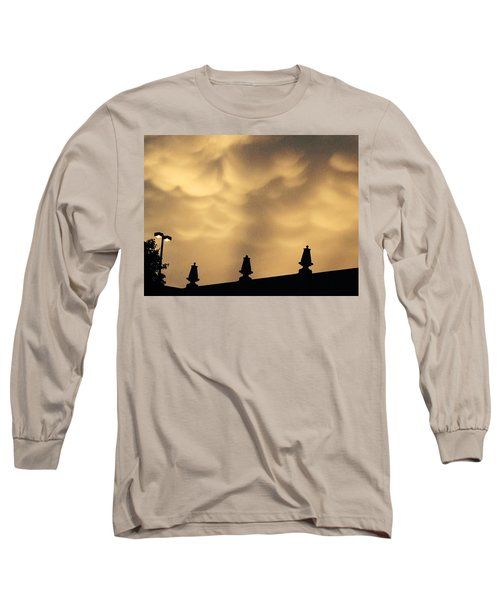 Collides With Beauty Long Sleeve T-Shirt