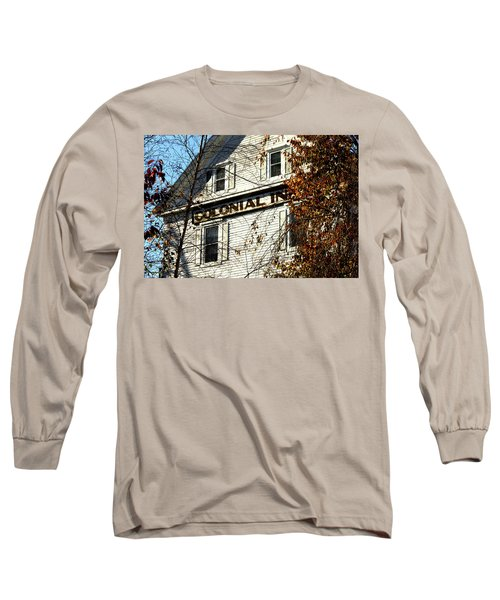 Colonial Inn Long Sleeve T-Shirt