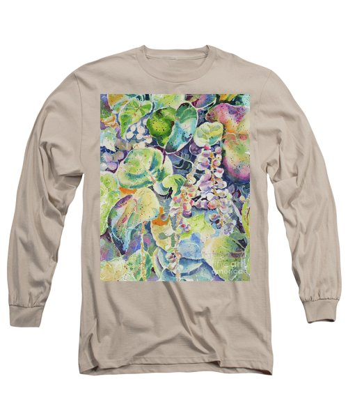 Color In Motion  Long Sleeve T-Shirt