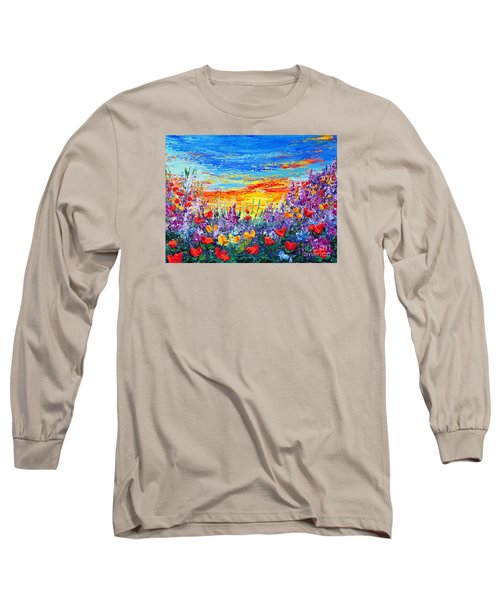 Color My World Long Sleeve T-Shirt