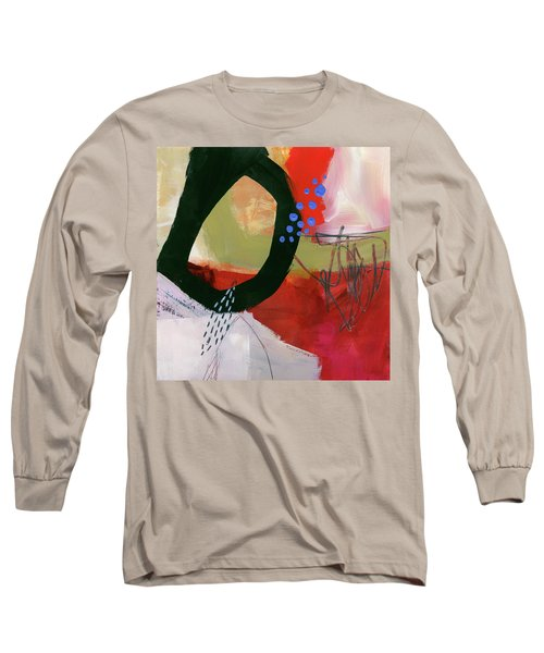Color, Pattern, Line #1 Long Sleeve T-Shirt