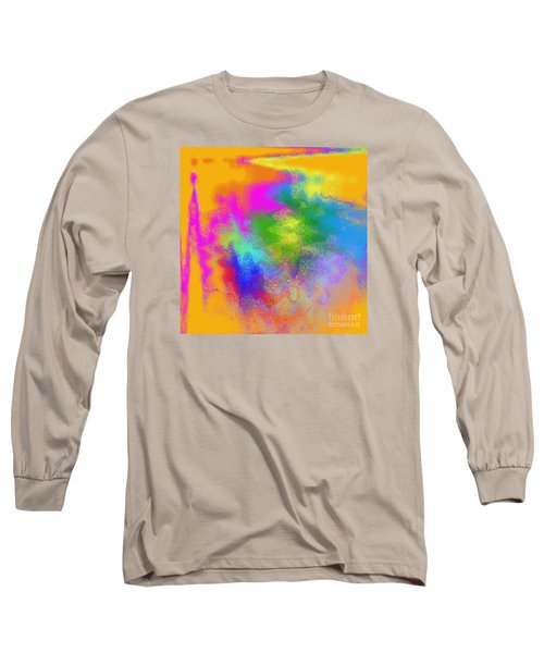 Color Towers Long Sleeve T-Shirt