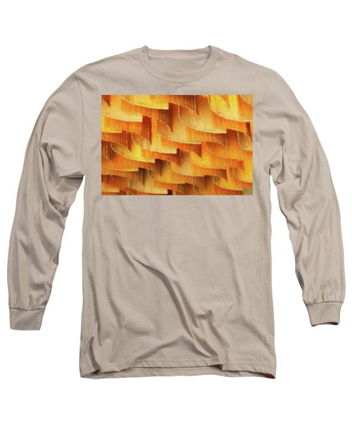 Colorful Bamboo Ceiling- China Long Sleeve T-Shirt
