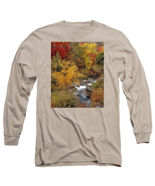 Colorful Canyon Long Sleeve T-Shirt