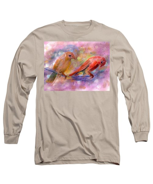 Colorful Day Long Sleeve T-Shirt