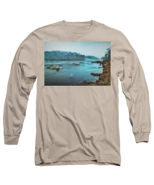 Colorful Fog Long Sleeve T-Shirt
