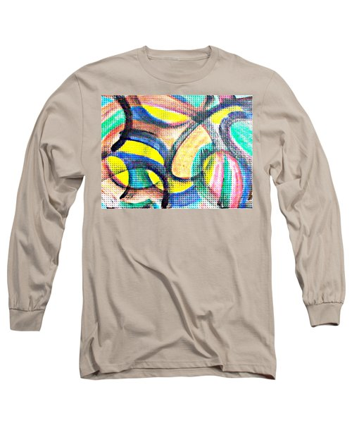 Colorful Soul Long Sleeve T-Shirt