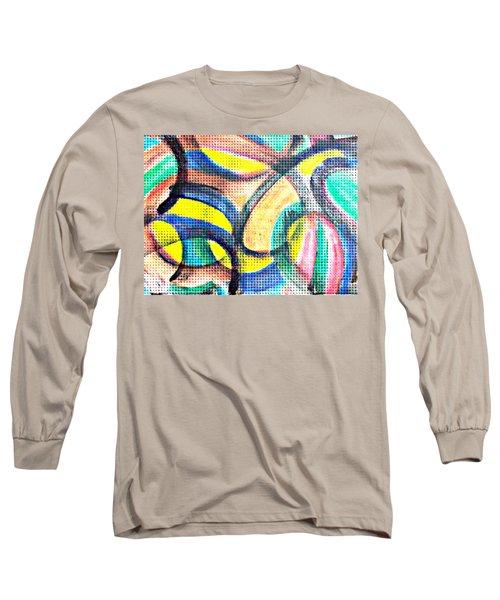 Colorful Soul Long Sleeve T-Shirt