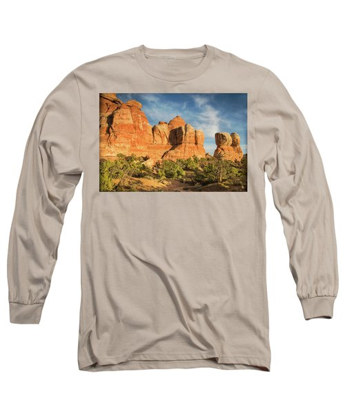 Colors Of Chesler Park Long Sleeve T-Shirt