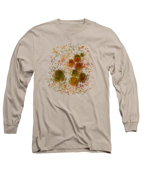 Colors Of Nature 10 Long Sleeve T-Shirt by Sami Tiainen