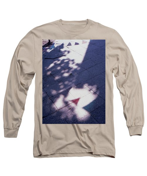 Colors On The Shadows Long Sleeve T-Shirt