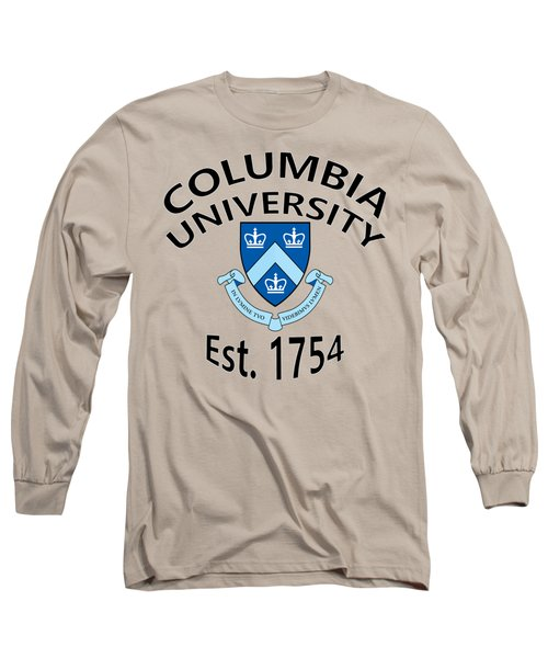 Columbia University Est 1754 Long Sleeve T-Shirt