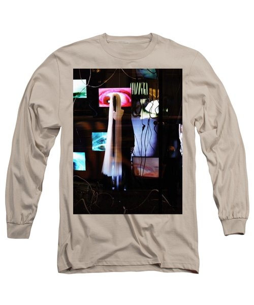 Come Play The American Dream  Long Sleeve T-Shirt
