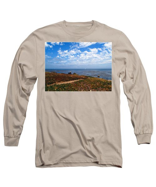 Long Sleeve T-Shirt featuring the photograph Come Sit With Me by Joyce Dickens