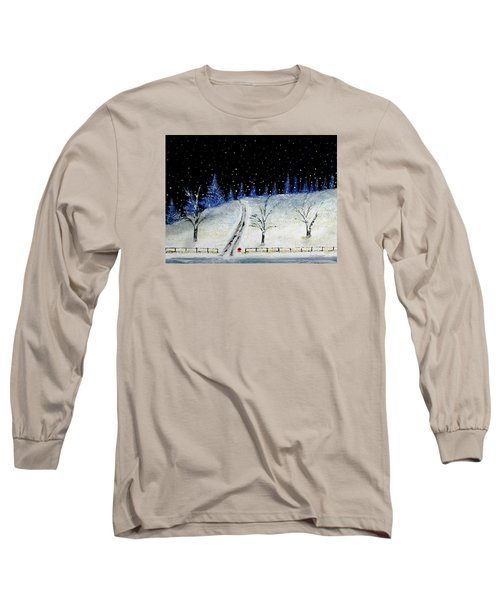 Coming Home For Christmas Long Sleeve T-Shirt