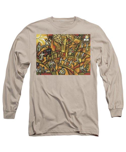 Community Support Long Sleeve T-Shirt