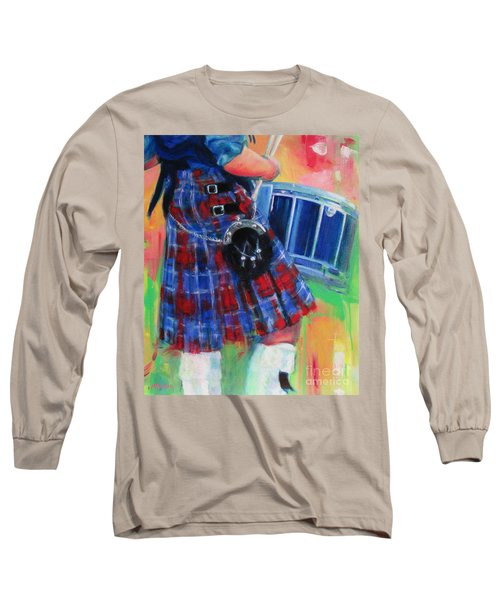 Competition Socks Long Sleeve T-Shirt