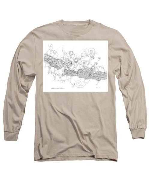 Complex Fluid  Long Sleeve T-Shirt