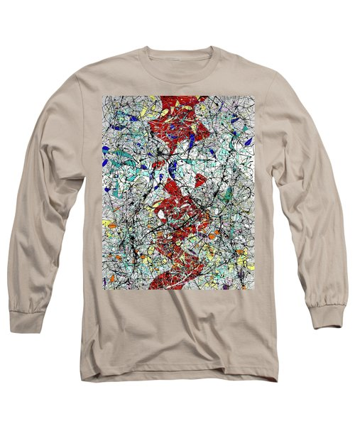Composition #23 Long Sleeve T-Shirt