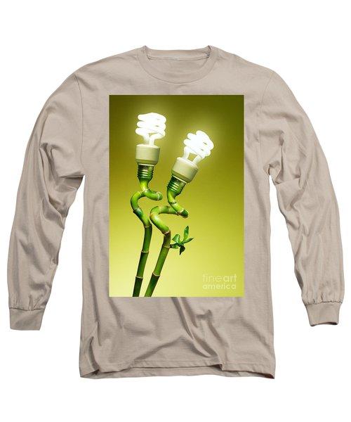 Conceptual Lamps Long Sleeve T-Shirt