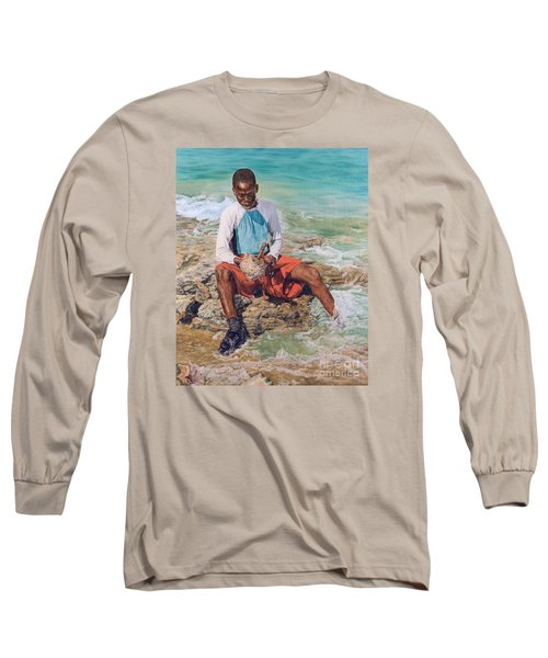 Conch Boy II Long Sleeve T-Shirt