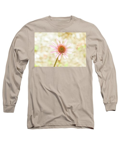 Cone Flower Long Sleeve T-Shirt by Jay Stockhaus