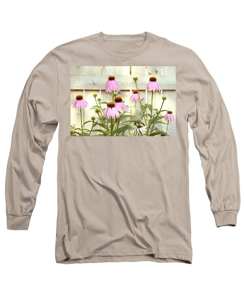 Coneflower Patch Long Sleeve T-Shirt