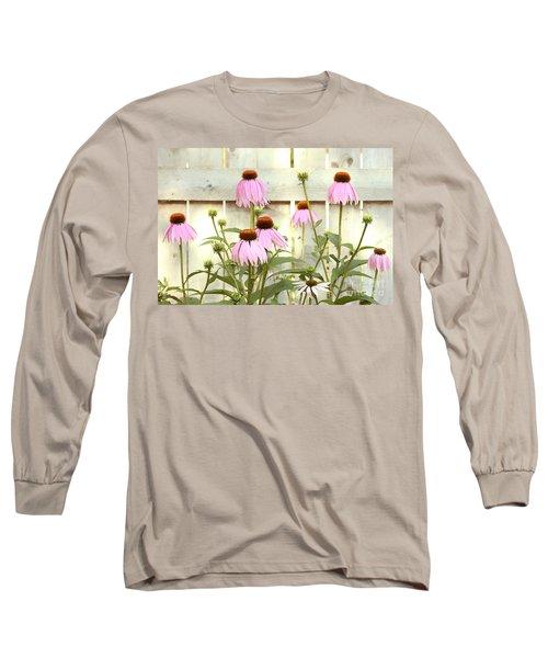 Coneflower Patch Long Sleeve T-Shirt