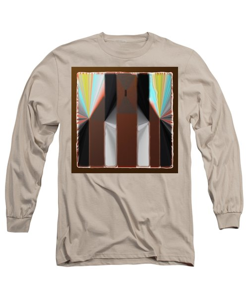 Cones Of Light Long Sleeve T-Shirt