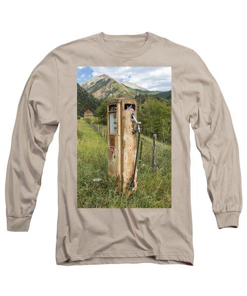 Conoco Pump Long Sleeve T-Shirt