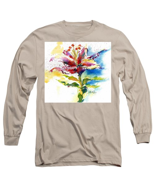 Consider The Lily Long Sleeve T-Shirt