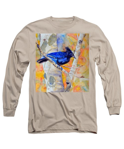 Constant Motion Long Sleeve T-Shirt by Beverley Harper Tinsley