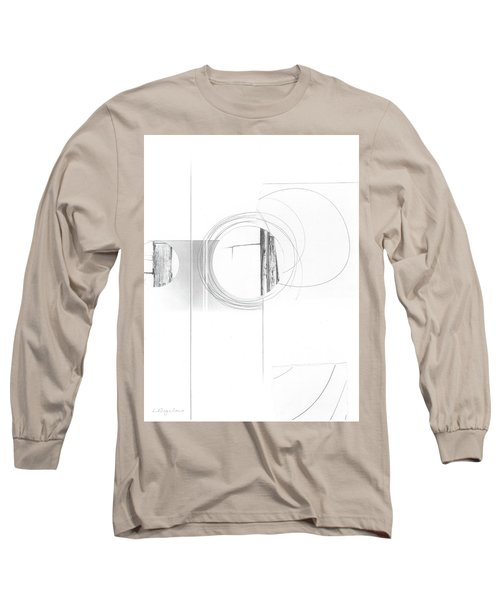 Construction No. 4 Long Sleeve T-Shirt
