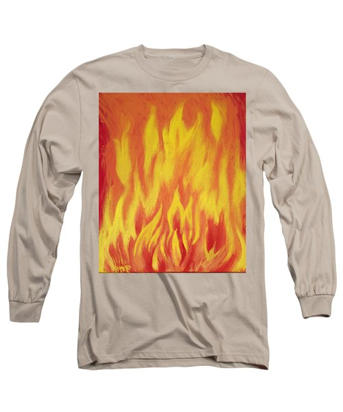 Consuming Fire Long Sleeve T-Shirt