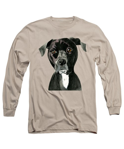Contemplating Long Sleeve T-Shirt