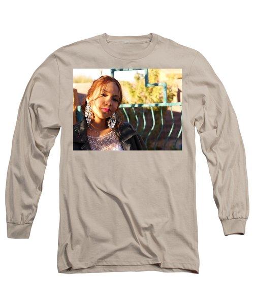Cool Autum Long Sleeve T-Shirt