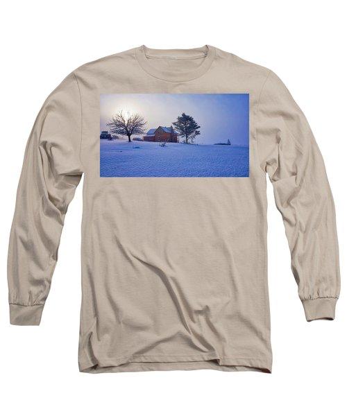 Cool Farm Long Sleeve T-Shirt