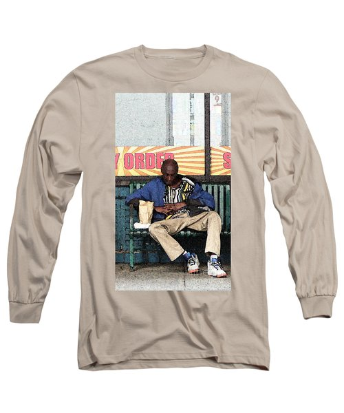 Cool Snap Long Sleeve T-Shirt