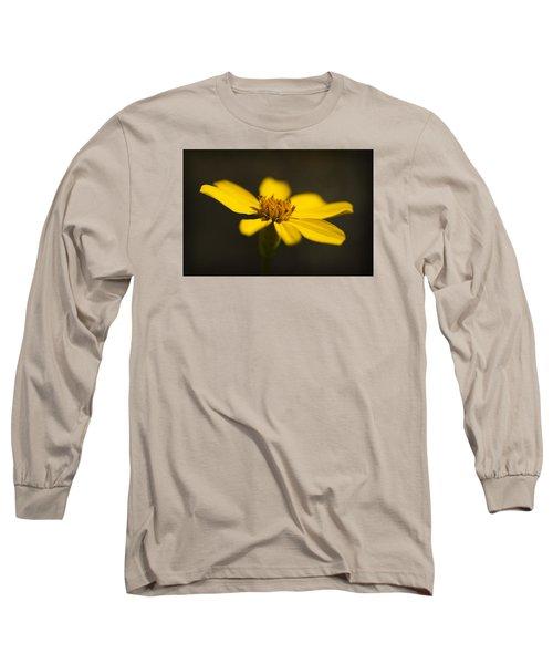 Coreopsis Verticillata Long Sleeve T-Shirt