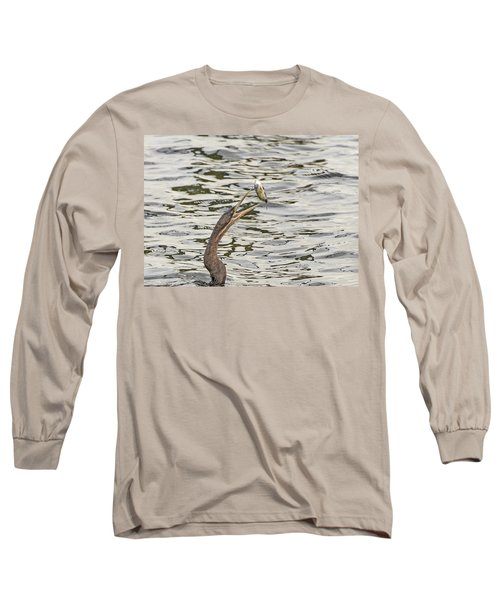 The Catch Long Sleeve T-Shirt by Patrick Kain