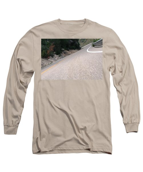 Corner To Corner Long Sleeve T-Shirt