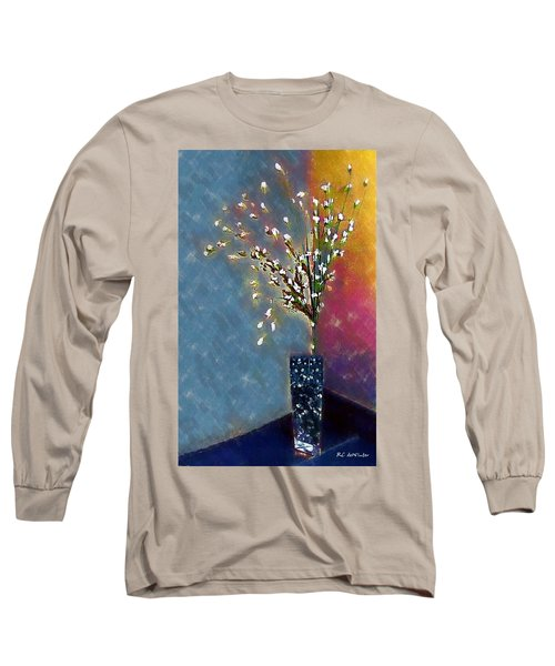 Cornered Long Sleeve T-Shirt