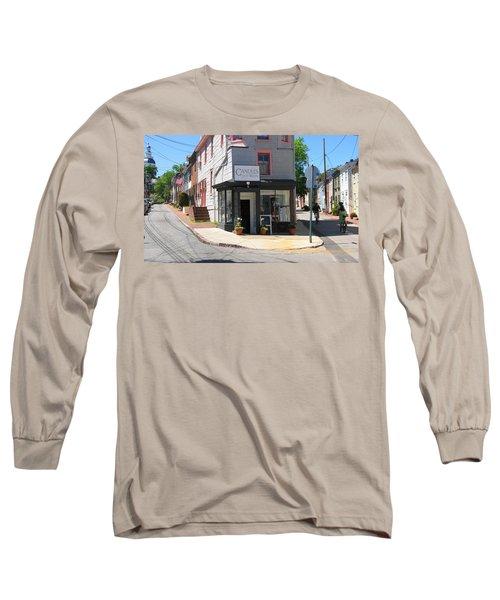 Cornhill And Fleet Long Sleeve T-Shirt